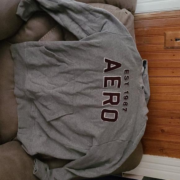 Aeropastle hoodie